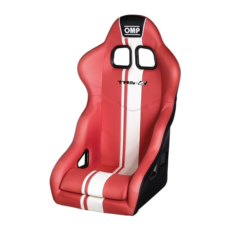 Fotel OMP TRS-E Plus FIA - GRUBYGARAGE - Sklep Tuningowy